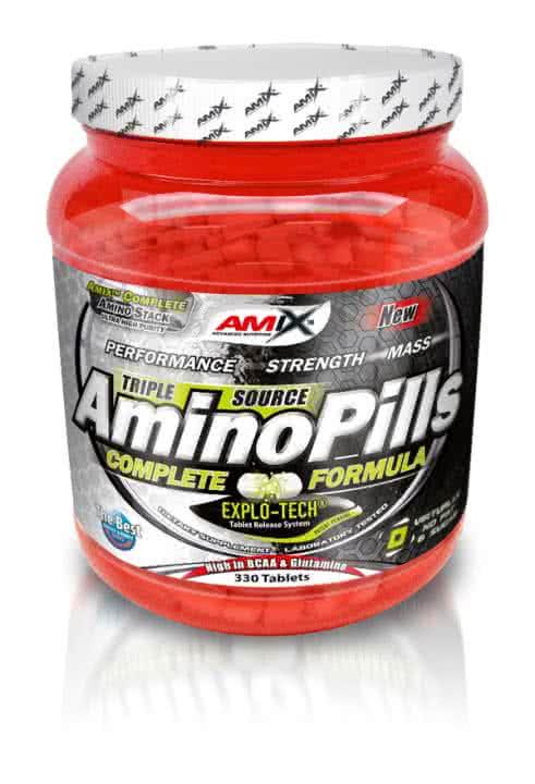 Amix Amino Pills 330 tab.