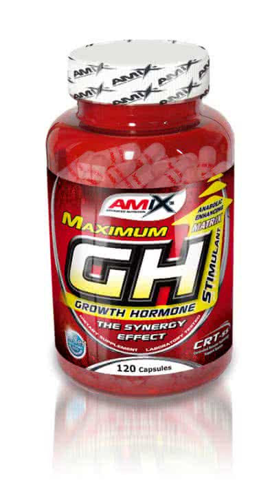 Amix Maximum GH Stimulant 120 kap.