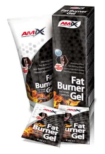 Amix Fat Burner Gel Men 200 ml
