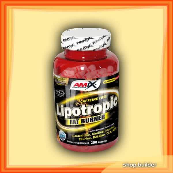 Amix Lipotropic Fat Burner 200 kap.