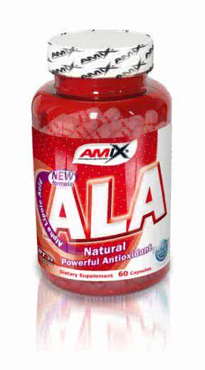 Amix ALA - Alpha Lipoic Acid 60 kap.
