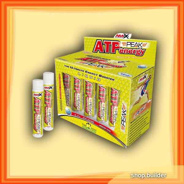 Amix ATP Energy Liquid 10x25 ml