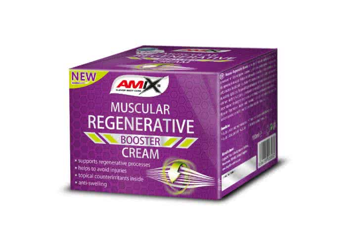 Amix Muscular Regenerative Booster krema 200 ml