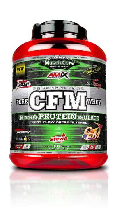 Amix CFM® Nitro Protein Isolate 2 kg
