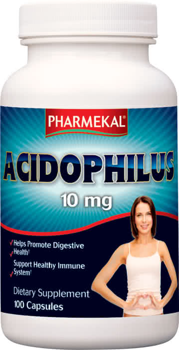 Pharmekal Acidophilus 100 kap.