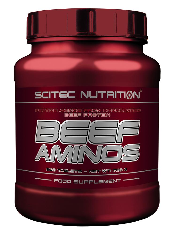 Scitec Nutrition Beef Aminos 500 tab.
