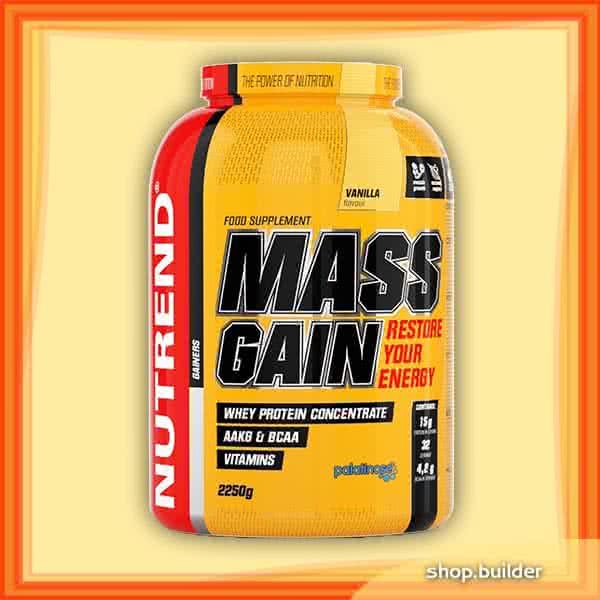 Nutrend Mass Gain 2,25 kg