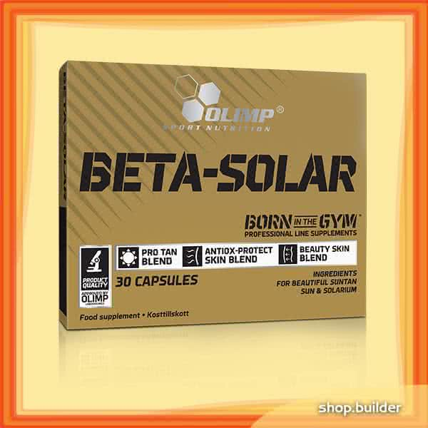 Olimp Sport Nutrition Beta-Solar 30 kap.