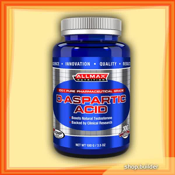 AllMax Nutrition D-Aspartic Acid 100 gr.