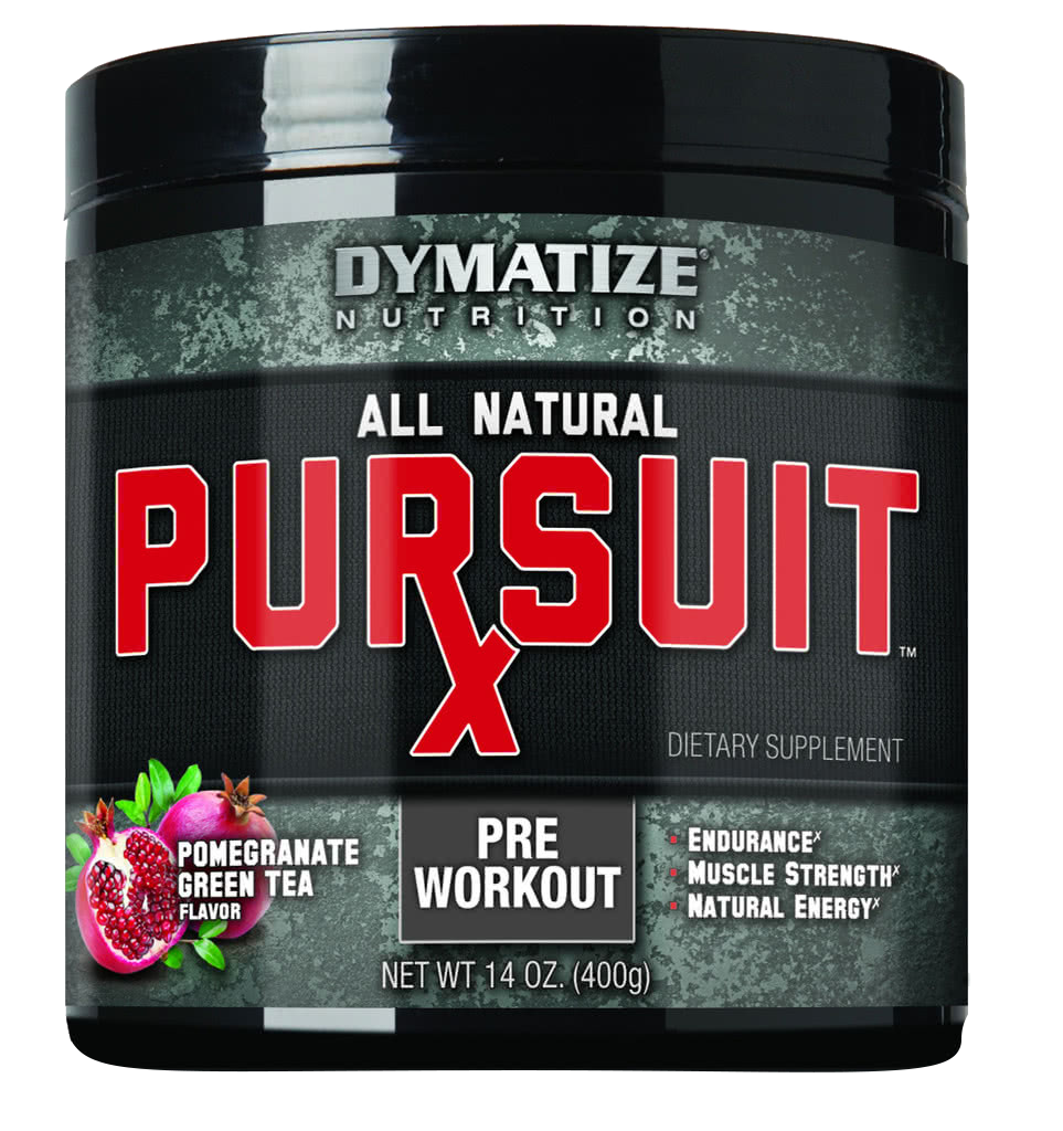 Dymatize Pursuit RX Pre-Workout 400 gr.