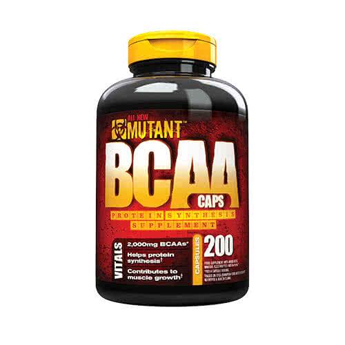 Mutant BCAA 200 kap.