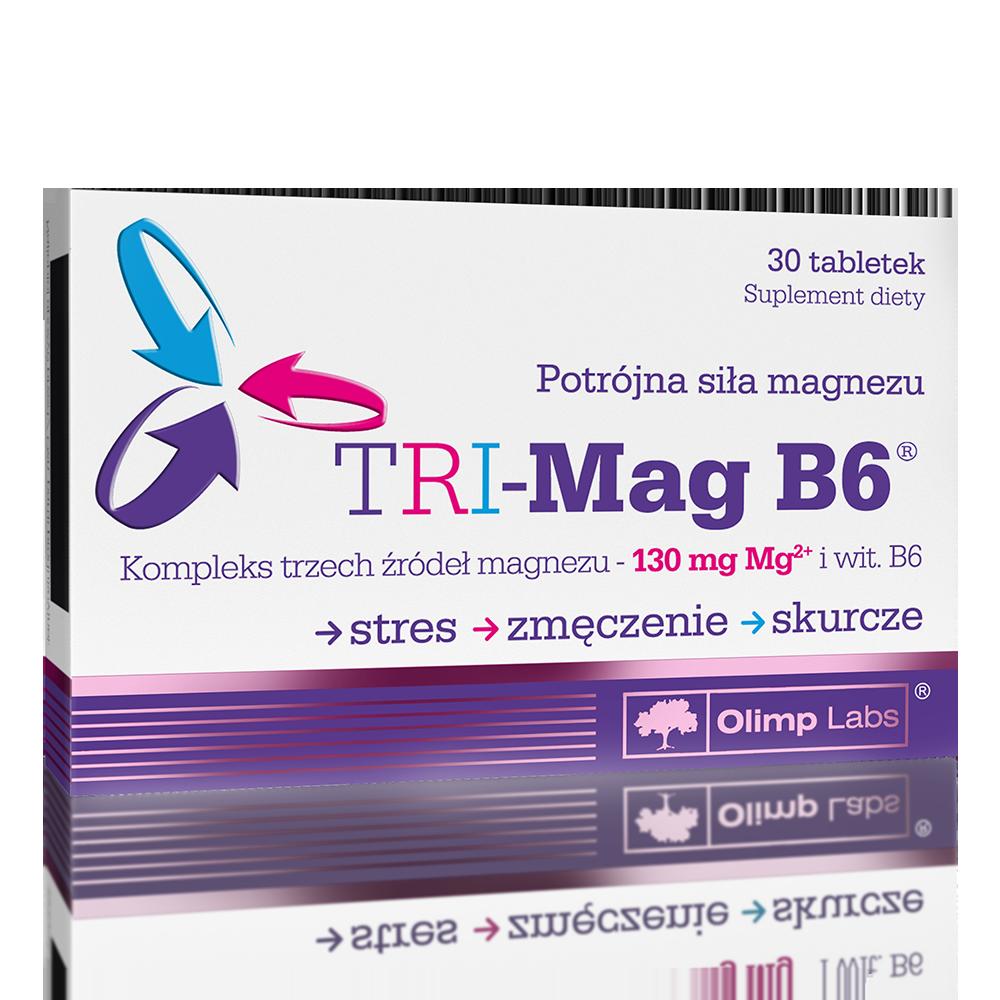 Olimp Sport Nutrition Tri-Mag B6 30 tab.