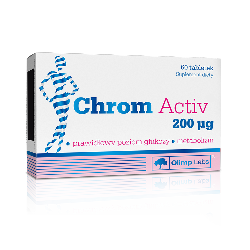 Olimp Sport Nutrition Chromium Activ 60 tab.