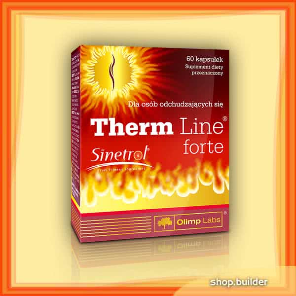 Olimp Sport Nutrition Therm Line Forte 60 kap.