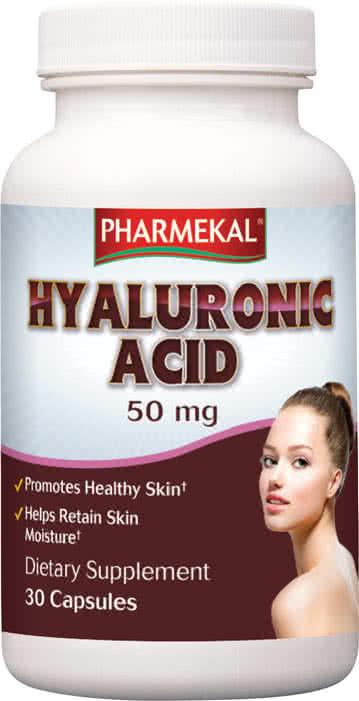 Pharmekal Hyaluronic Acid 30 kap.
