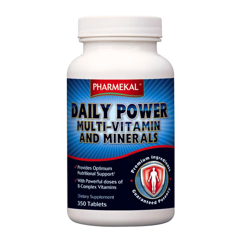 Pharmekal Daily Power 350 tab.