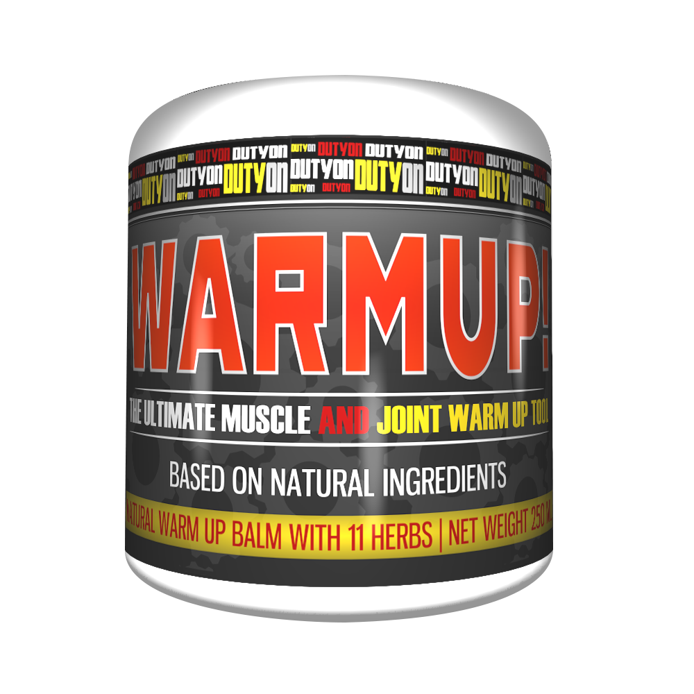 Ostali proizvodi Warmup! 250 ml