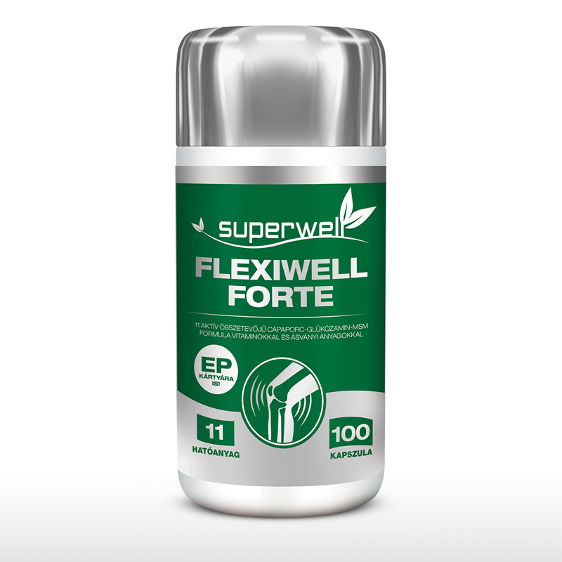 Superwell Flexiwell Forte 100 kap.