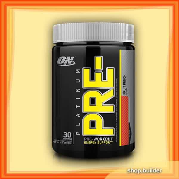 Optimum Nutrition Platinum PRE 300 gr.