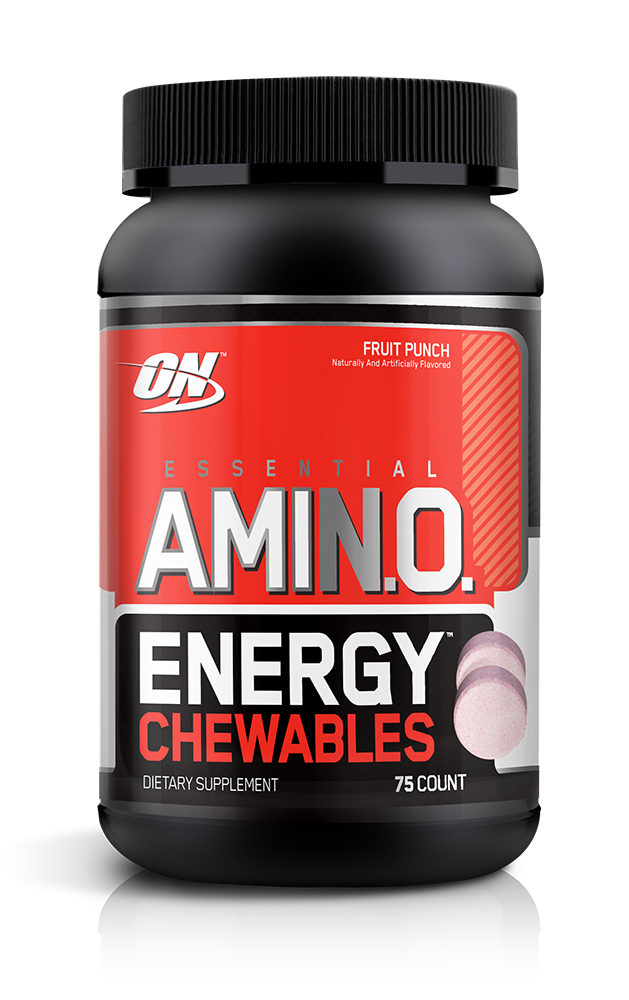 Optimum Nutrition Amino Energy Chewables 75 žvakaćih tableta