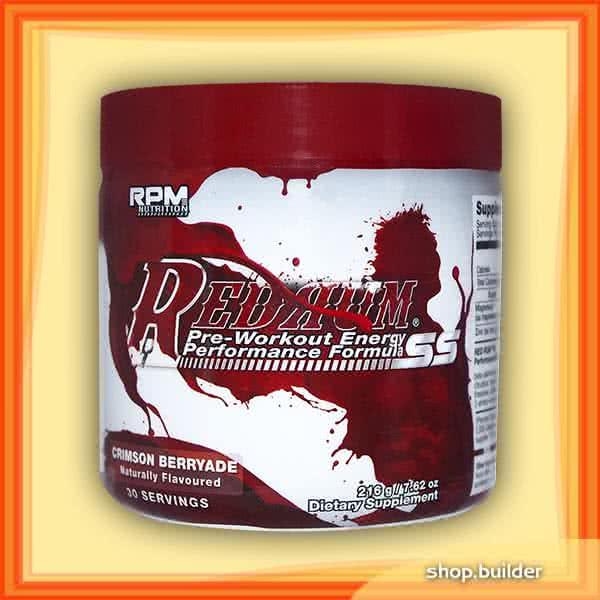 RPM Nutrition RedRum 216 gr.