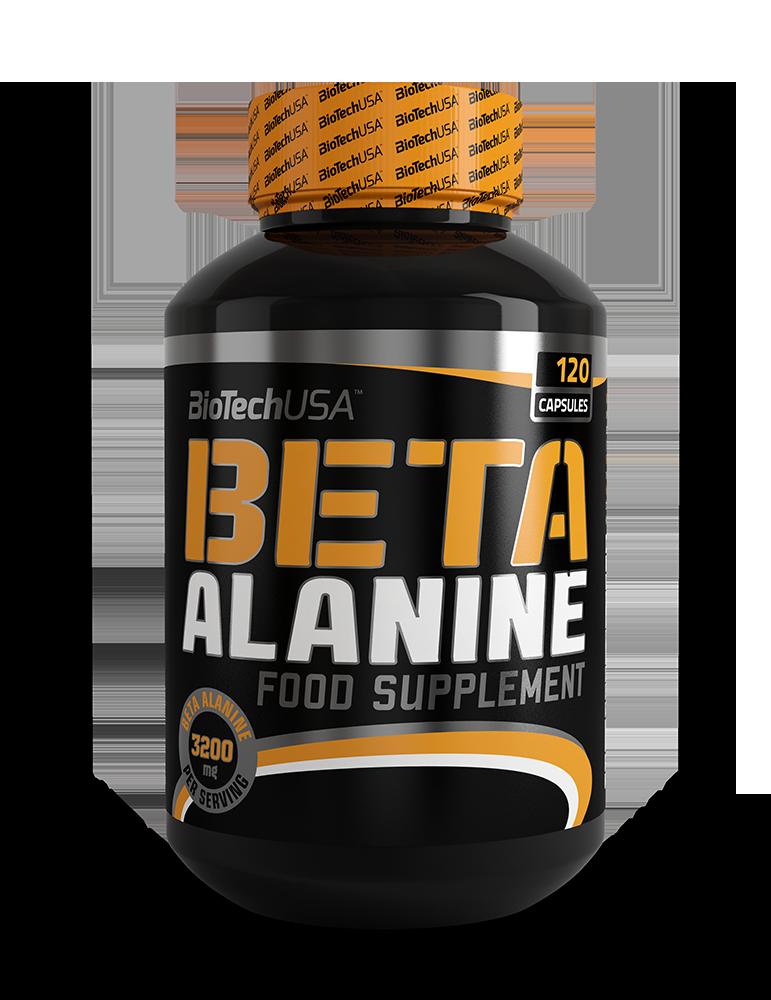 BioTech USA Beta Alanine 120 kap.
