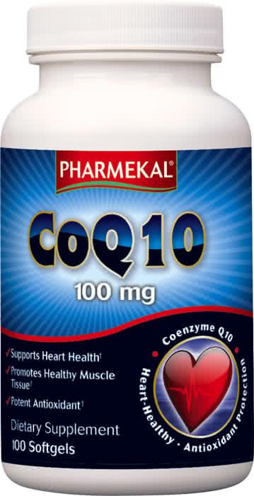 Pharmekal CoQ10 100 g.k.