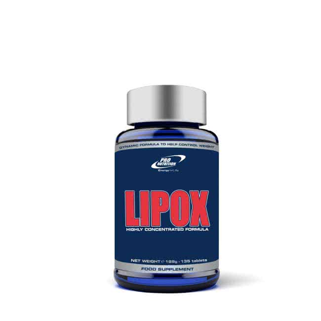 Pro Nutrition Lipox 135 kap.