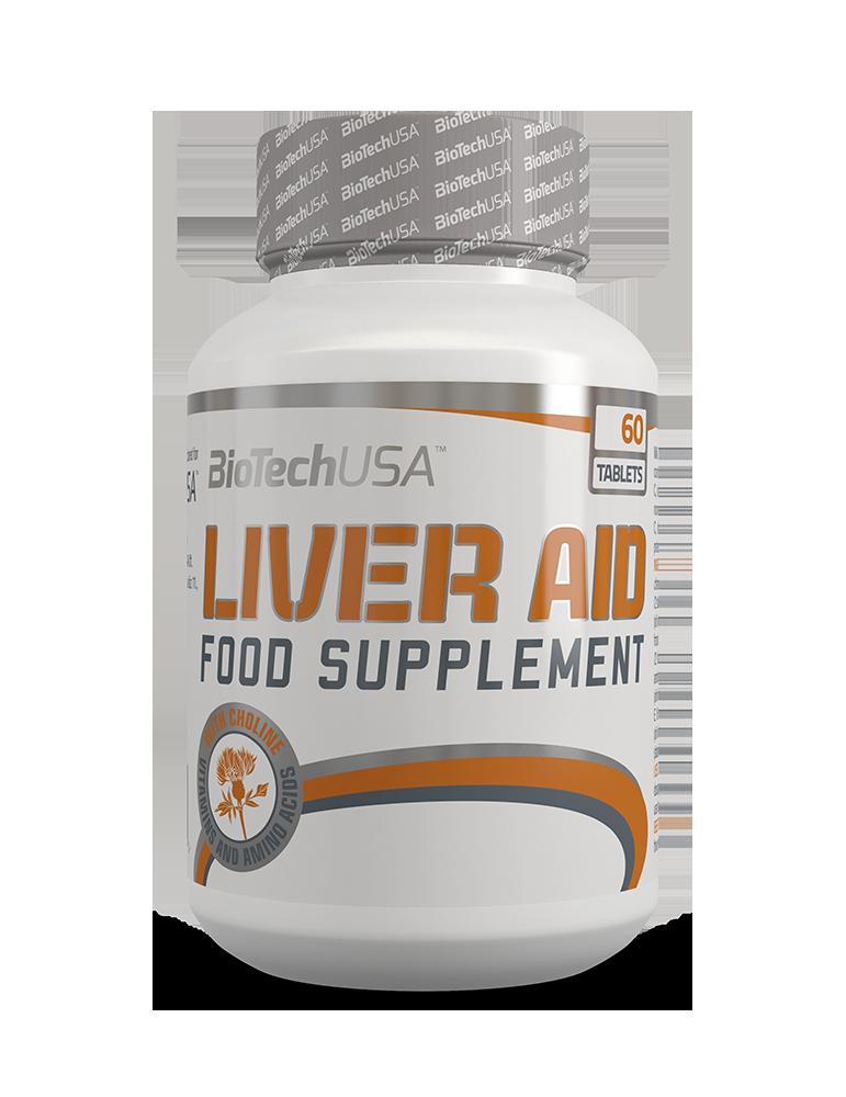 BioTech USA Liver Aid 60 tab.