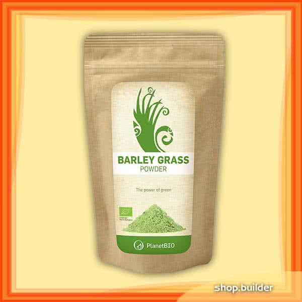 PlanetBio Barley grass 100 gr.