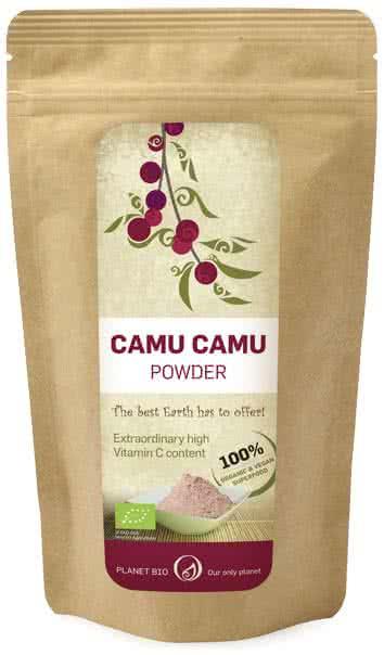 PlanetBio Camu Camu powder 100 gr.