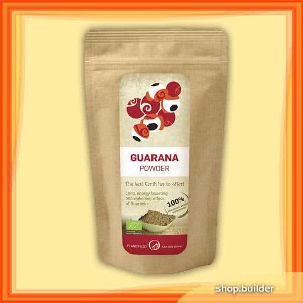 PlanetBio Guarana prah 100 gr.