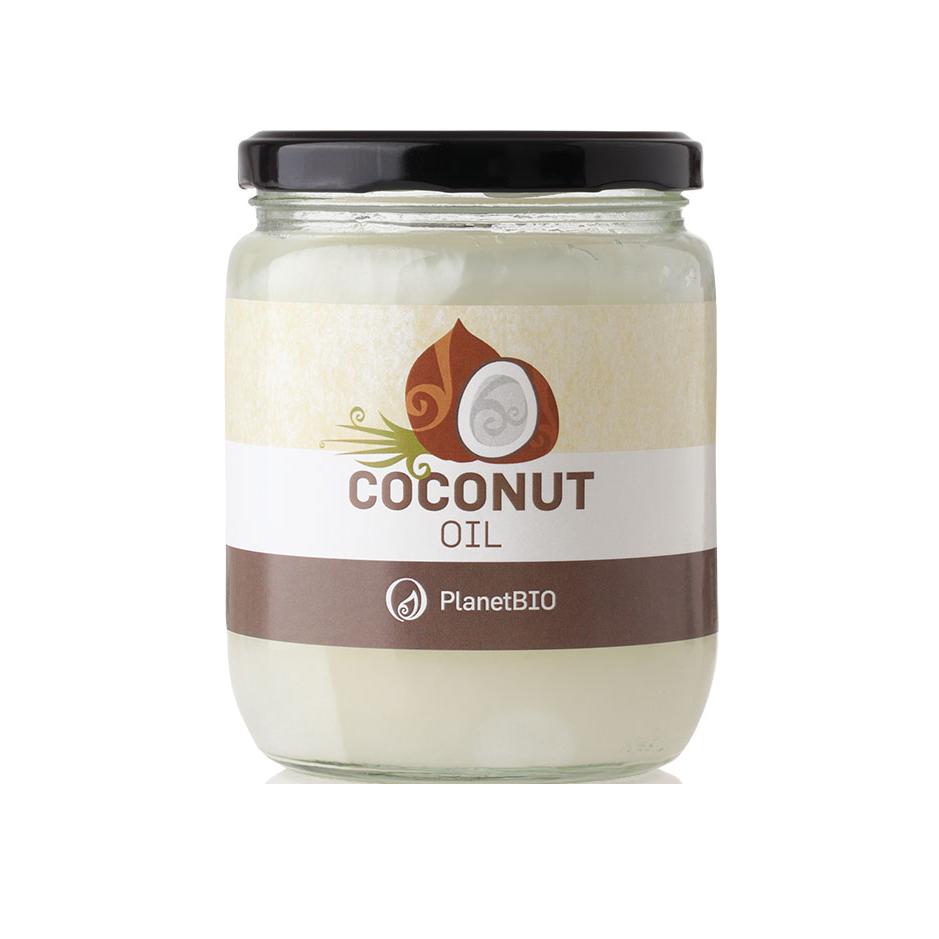 PlanetBio Kokosovo ulje 500 ml