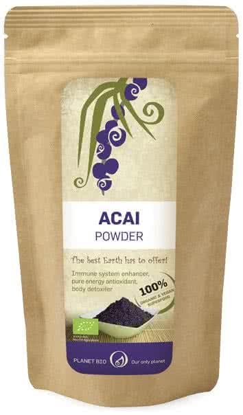 PlanetBio Acai powder 100 gr.