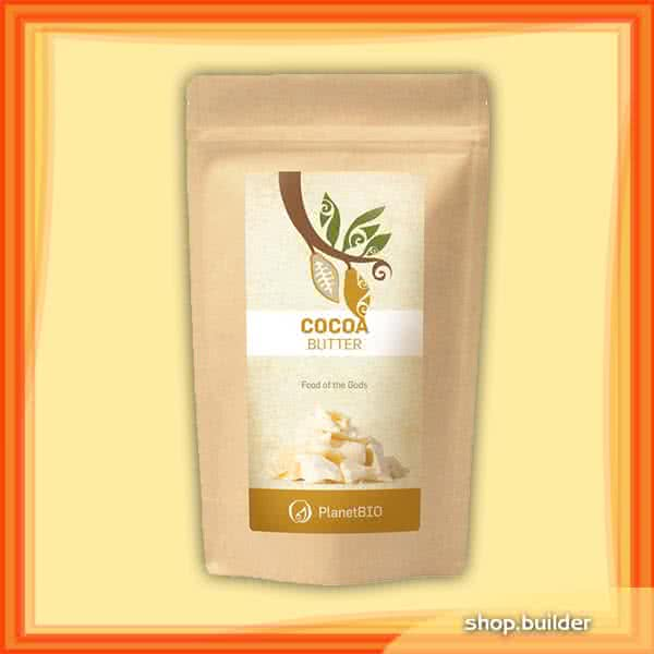 PlanetBio Cocoa butter 300 gr.