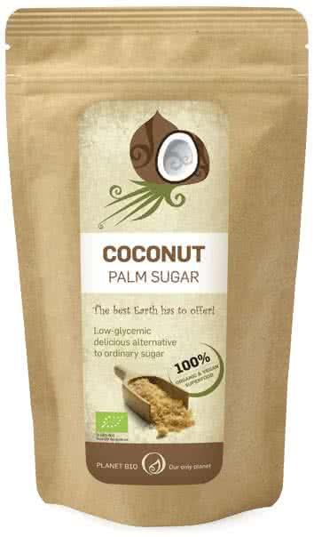 PlanetBio Coconut Palm Sugar 0,4 kg