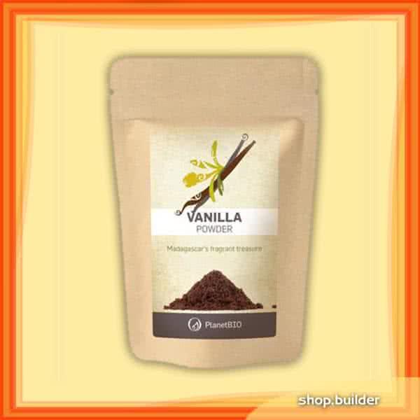 PlanetBio Vanilia powder 60 gr.