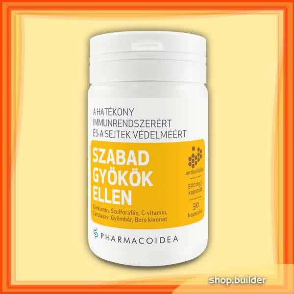 PharmacoIdea Antioxidants 30 kap.