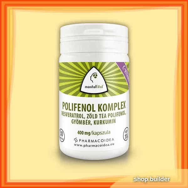 PharmacoIdea Polyphenol complex 30 kap.