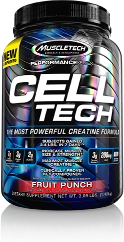 MuscleTech Cell Tech Performance Series 1,4 kg