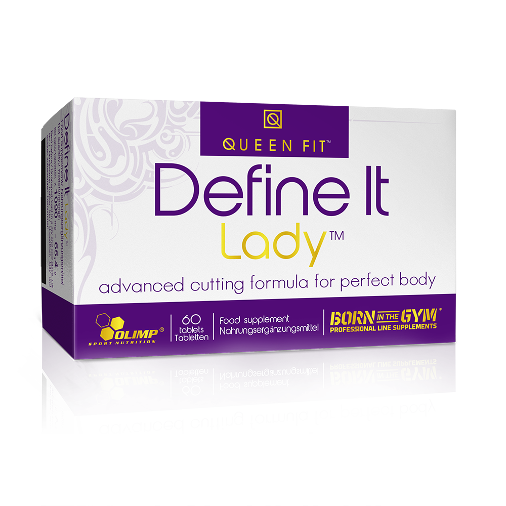 Olimp Sport Nutrition Queen Fit Define It Lady 50 tab.