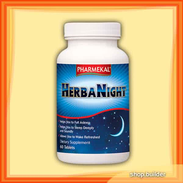 Pharmekal Herba Night 60 tab.