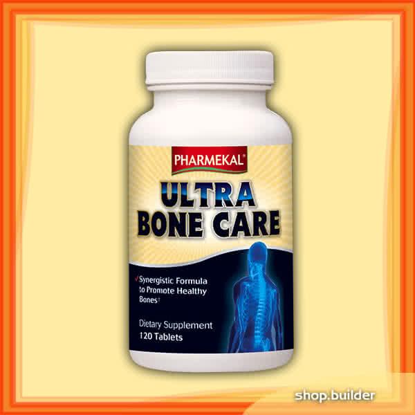 Pharmekal Ultra Bone Care 120 kap.