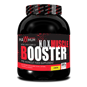 Maxximum Nutrition N.O.X. Muscle Booster 280 gr.