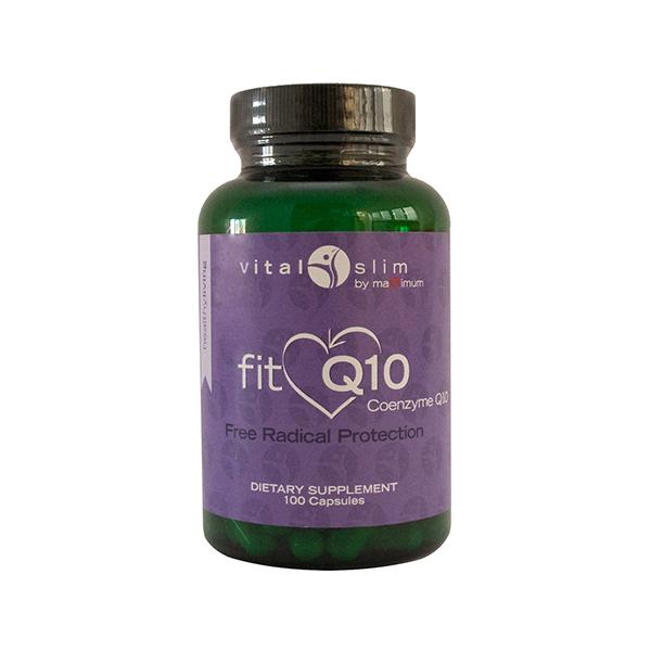 Maxximum Nutrition Fit Q10 100 kap.