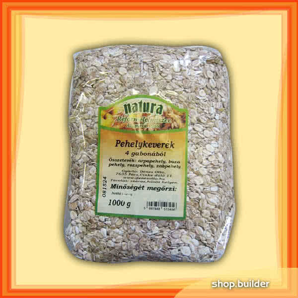 Natura Mixture of 4 kind of flakes 1 kg
