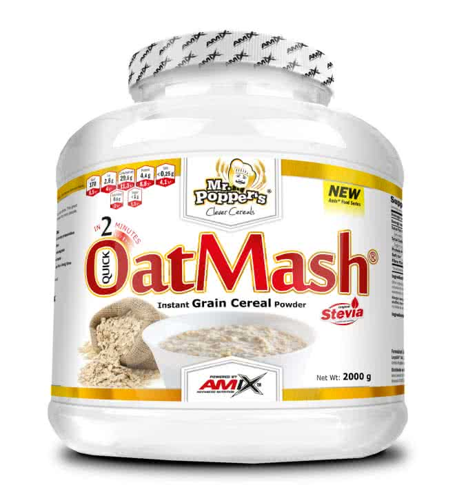 Amix Mr.Popper´s OatMash 2 kg