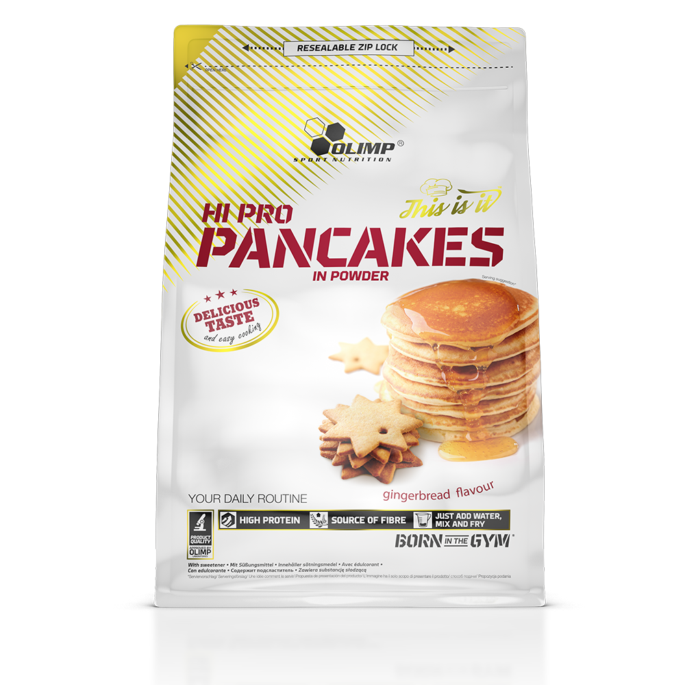 Olimp Sport Nutrition Hi Pro Pancakes 0,9 kg