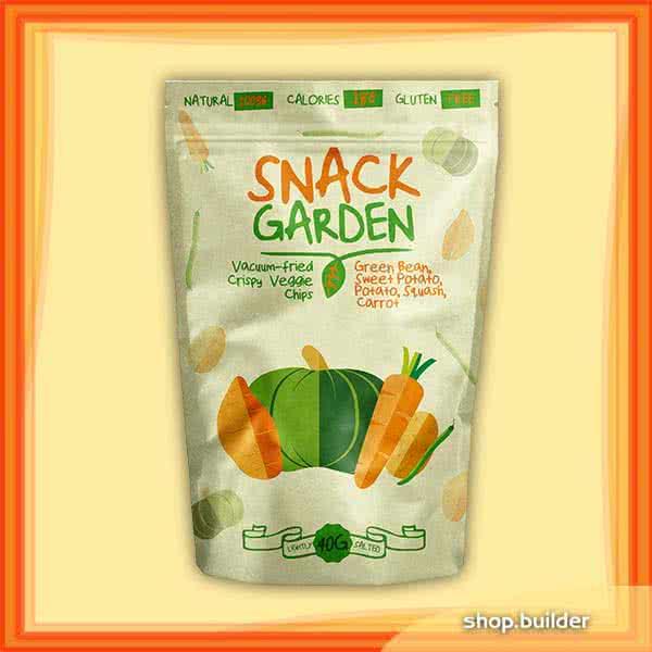 Ostali preparati Snack Garden Veggie Mix 40 gr.