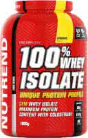 Nutrend 100% Whey Isolate (1,8 kg)